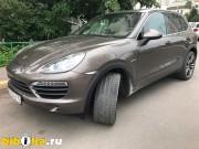 Porsche Cayenne S HYBRID Базовая