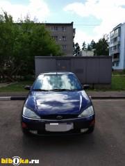 Ford Focus 1 поколение 1.6 AT (101 л.с.) Ghia