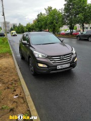 Hyundai Santa Fe DM 2.4 AT 4WD (175 л.с.) High Tech