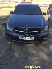 Mercedes-Benz C - Class  Двигтель204