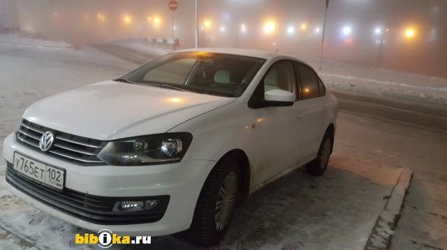 Volkswagen Polo 1.6 MT (110 л.с.) комфорт