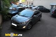 Hyundai Avante MD 1.6 AT (140 л.с.)