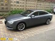 Audi A5 8T [рестайлинг] 2.0 TFSI S tronic quattro (225 л.с.)