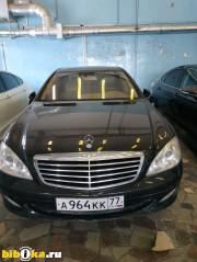 Mercedes-Benz S - Class W221 [рестайлинг] S 500 4MATIC 7G-Tronic (388 л.с.)