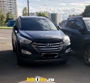 Hyundai Santa Fe CM [рестайлинг] 2.4 AT 4WD (174 л.с.) Семейная