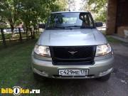 УАЗ 3163 Патриот 1 поколение [рестайлинг] 2.7 MT 4WD (128 л.с.)