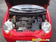 Daewoo Matiz M150 [рестайлинг] 0.8 MT (51 л.с.)