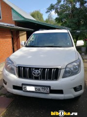 Toyota Land Cruiser Prado J150 3.0 D AT 4WD (173 л.с.) Элеганс