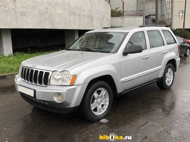Jeep Grand  Cherokee WK 3.0 CRD AT 4WD (218 л.с.)