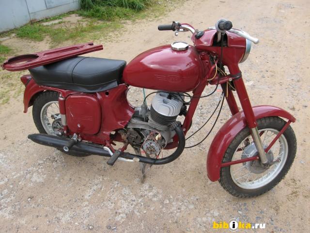 Jawa 350 мотоцикл