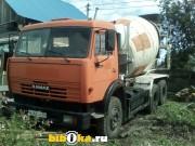 КамАЗ 53229 (6х4) Автобетоносмеситель