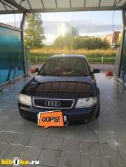 Audi A6 4B/C5 2.8 MT (193 л.с.)