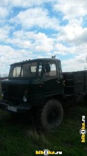 ГАЗ 66 Буровая установка