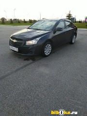 Chevrolet Cruze J300 [рестайлинг] 1.6 AT (109 л.с.)