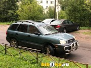 Hyundai Santa Fe SM 2.4 MT (150 л.с.)