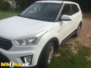 Hyundai Creta (ix25) Кроссовер Актив