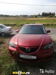 Mazda 3 BK 1.6 MT (105 л.с.)
