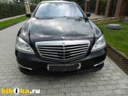 Mercedes-Benz S - Class W221 [рестайлинг] S 500 BlueEFFICIENCY 4MATIC 7G-Tronic (435 л.с.) Base