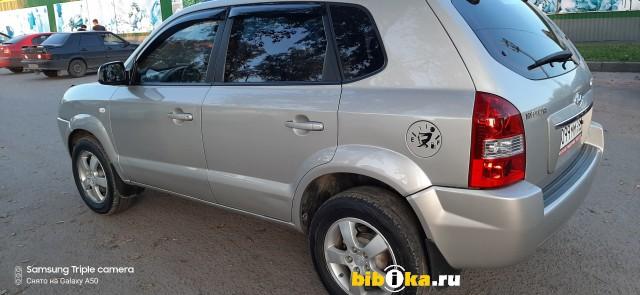 Hyundai Tucson 1 поколение 2.0 MT 4WD (141 л.с.)