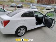 Chevrolet Aveo T300 1.6 AT (115 л.с.) ltz