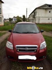 Chevrolet Aveo T250 1.4i MT (94 л.с.)