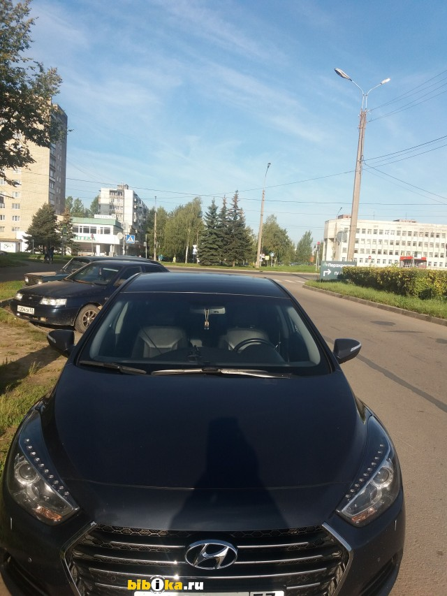 Hyundai i40  Комфорт плюс