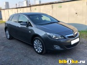 Opel Astra J 1.6 Turbo AT (180 л.с.)