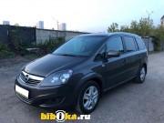 Opel Zafira Family [рестайлинг] 1.8 MT (140 л.с.)