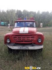 ЗИЛ 130 Пожарный