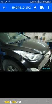 Hyundai Elantra MD 1.6 AT (132 л.с.)