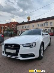 Audi A5 8T [рестайлинг] 1.8 TFSI multitronic (170 л.с.)