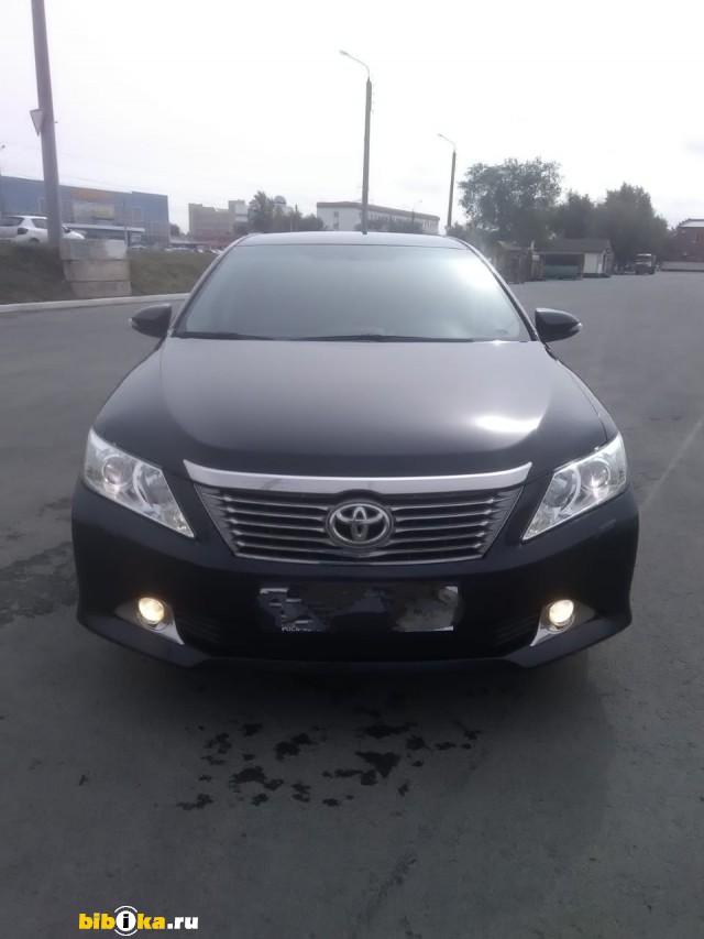 Toyota Camry XV50 2.5 AT (181 л.с.) Элеганс плюс