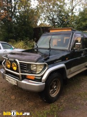 Toyota Land Cruiser Prado J70 3.0 DT AT (130 л.с.)