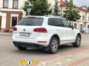 Volkswagen Touareg  Touareg x