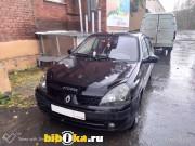 Renault Symbol 1 поколение [рестайлинг] 1.4 MT (75 л.с.) EX