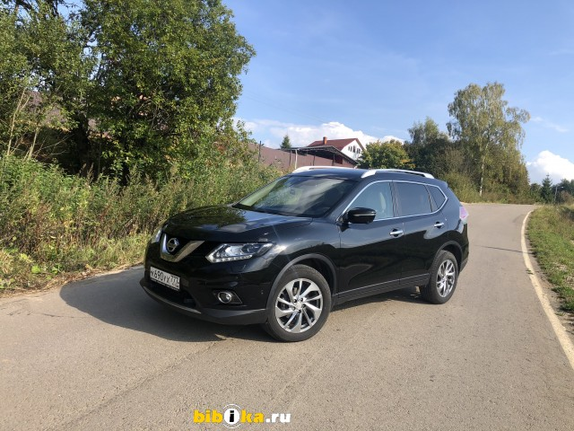 Nissan X-Trail 2.5 CVT LE Top