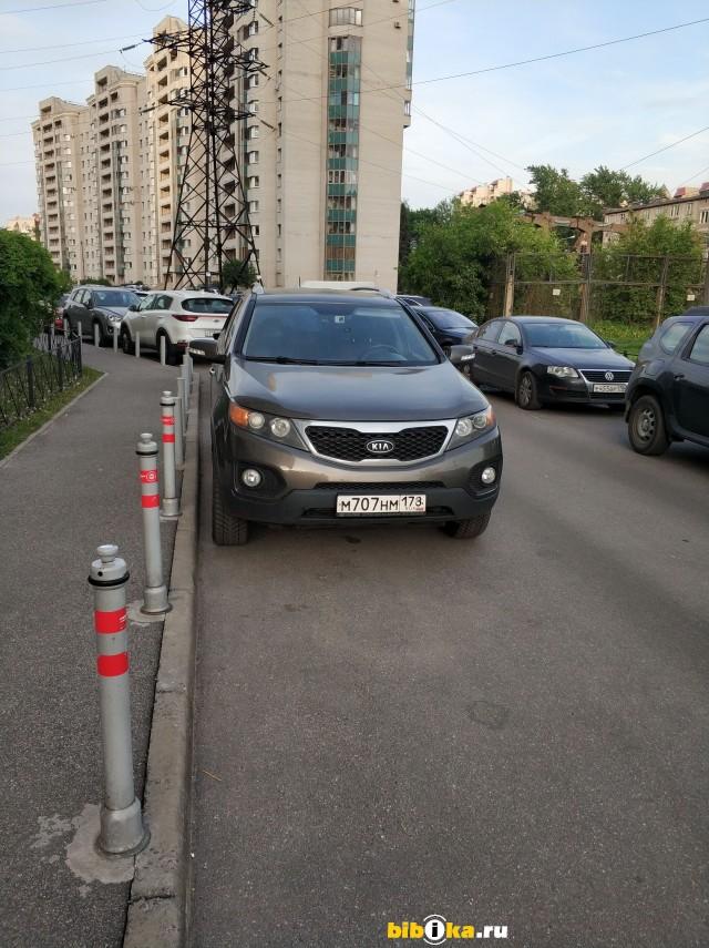 Kia Sorento 2 поколение 2.4 AT 4WD (175 л.с.) Luxe