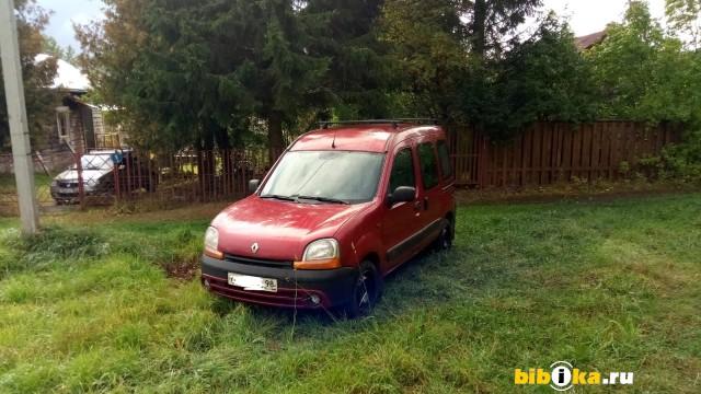 Renault Kangoo Пассажирский KC0W B3