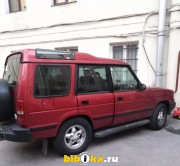 Land Rover Discovery 1 поколение 3.9 AT (182 л.с.)