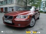 Volvo S60 1 поколение [рестайлинг] 2.4 AT (140 л.с.)