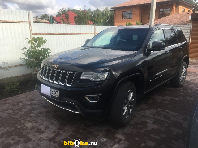 Jeep Grand  Cherokee WK2 3.6 AT (286 л.с.) Limited