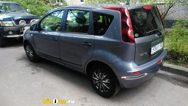 Nissan Note E11 [рестайлинг] 1.4 MT (88 л.с.) Комфорт