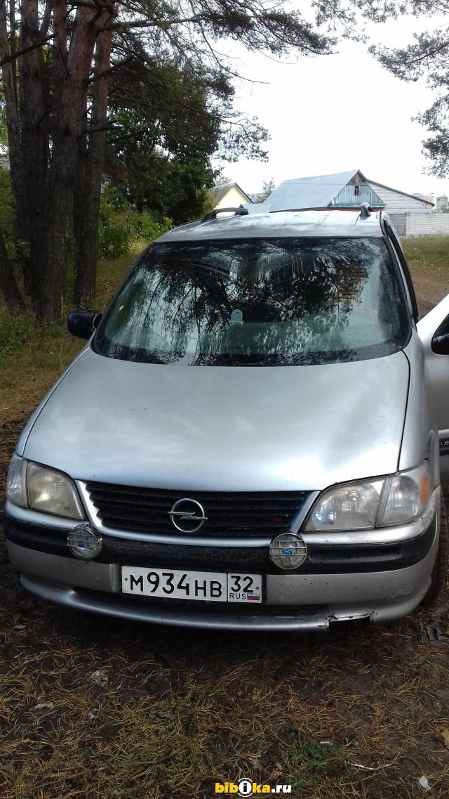 Opel Sintra 1 поколение 2.2 MT (141 л.с.)