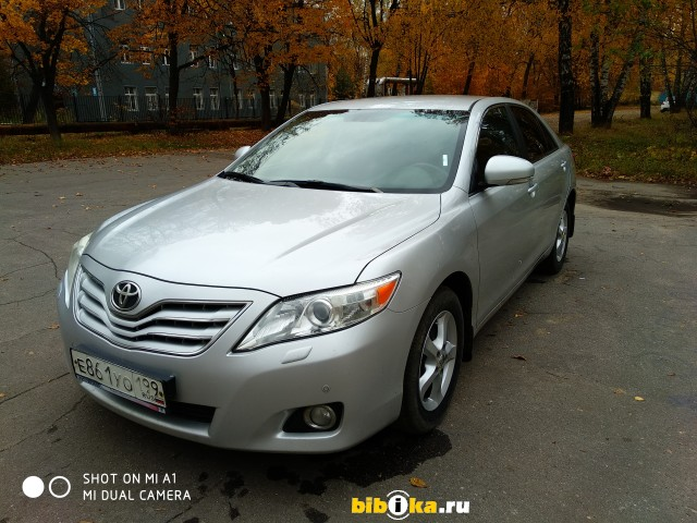 Toyota Camry XV40 2.4 AT Overdrive (165 л.с.)