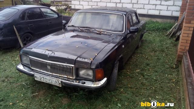 ГАЗ 3102 1 поколение 2.4 MT (90 л.с.)