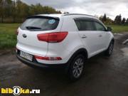Kia Sportage III  lux