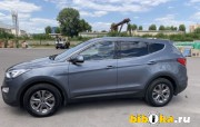 Hyundai Santa Fe 2.2 R VGT 4WD AT (197 л.с)