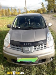 Nissan Note E11 1.4 MT (86 л.с.)