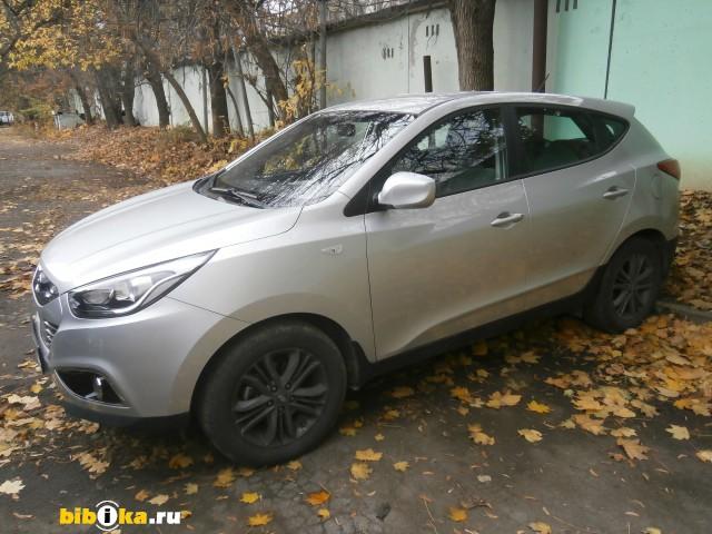 Hyundai ix35 1 поколение [рестайлинг] 2.0 AT (150 л.с.)