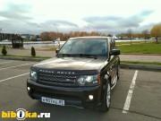 Land Rover Range Rover Sport 1 поколение [рестайлинг] 5.0 SC AT (510 л.с.)